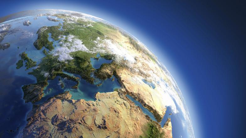 Jordens opbygning